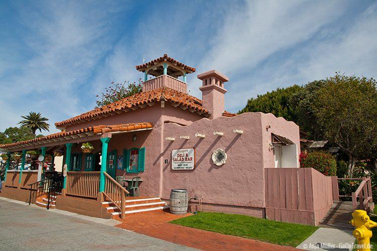 Das Seaport Village in San Diego