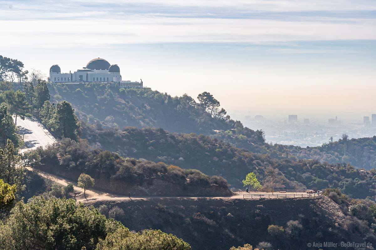 Los Angeles Sehenswürdigkeiten: Griffith-Observatorium