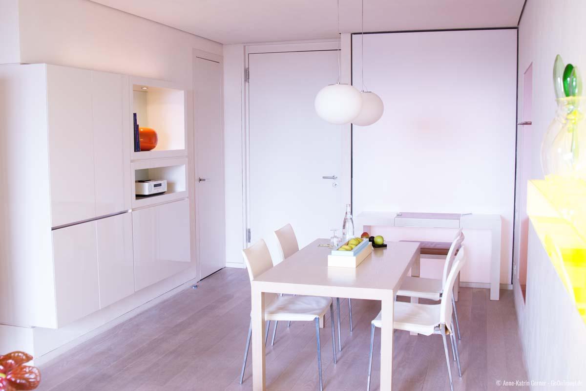 Suite im SIDE Design Hotel Hamburg