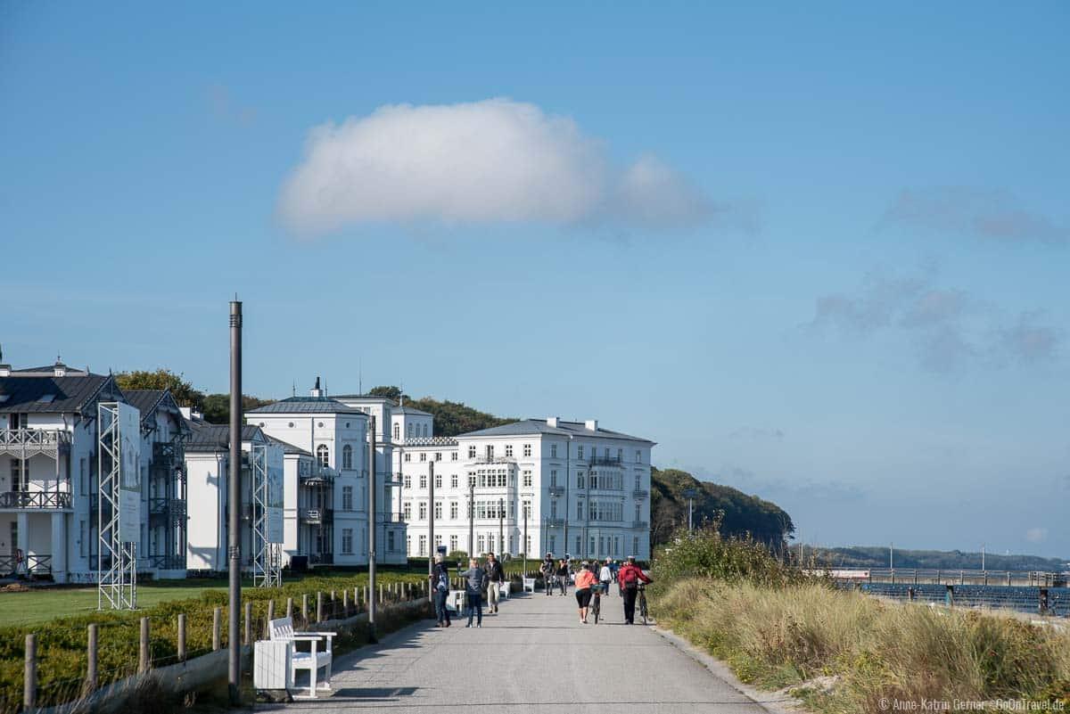 Strandpromenade Heiligendamm