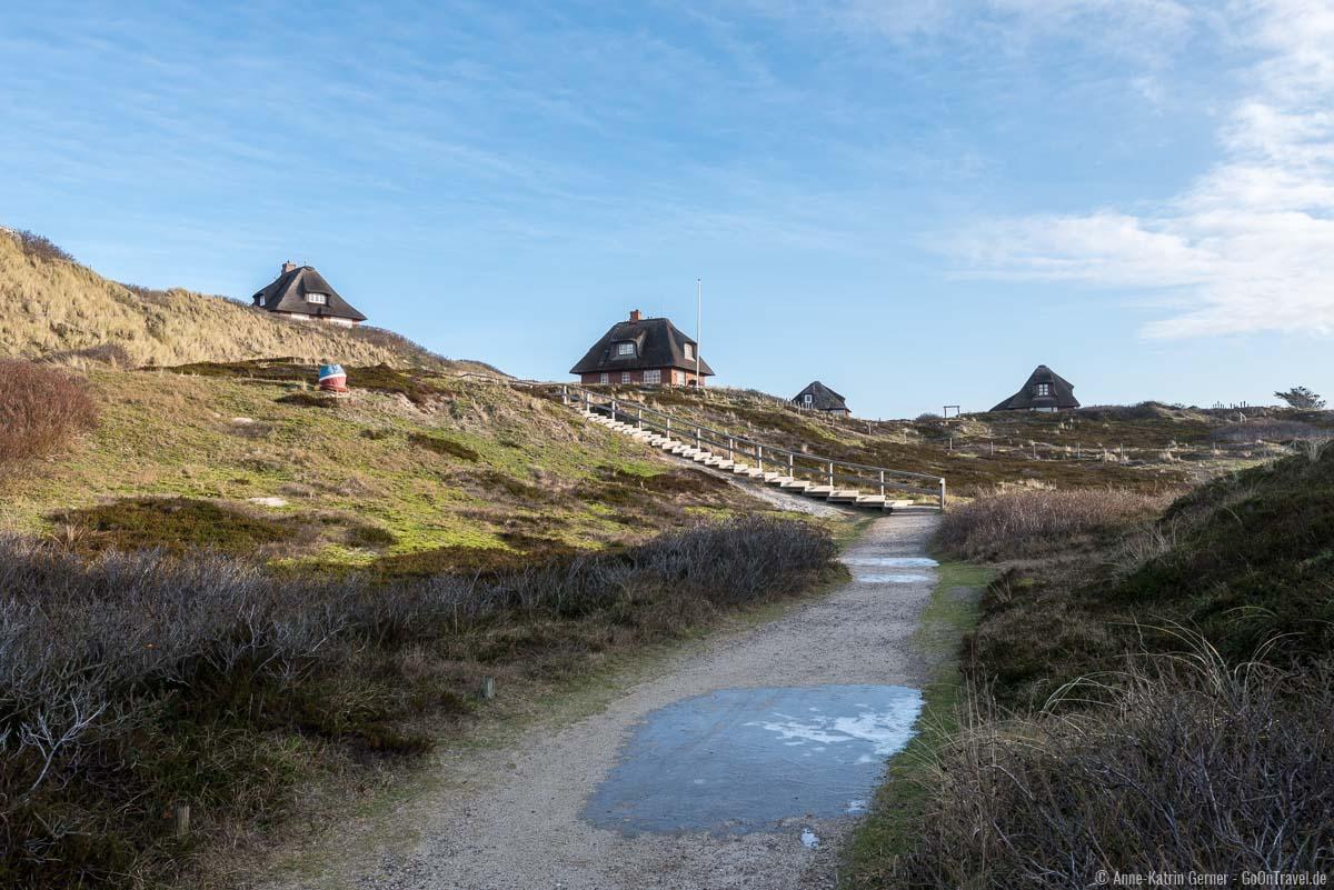 Kersig-Siedlung im Winter