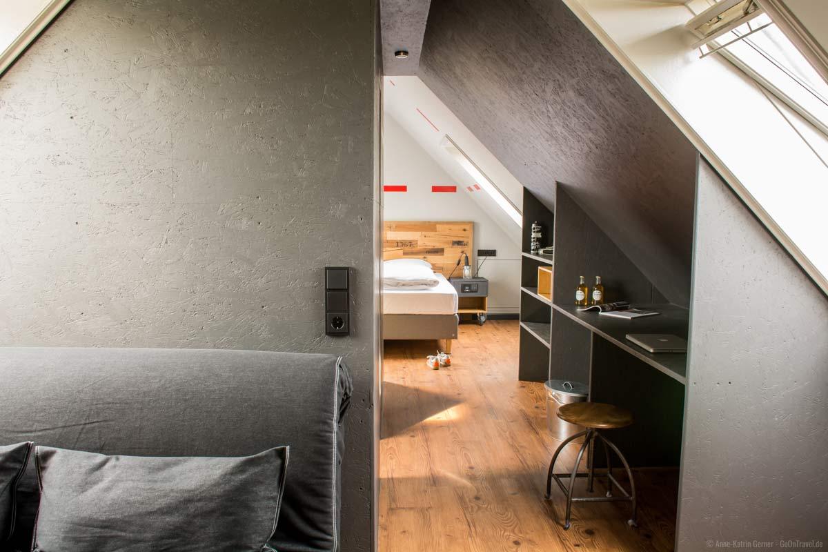 Suite im Hotel Kröger in Hamburg