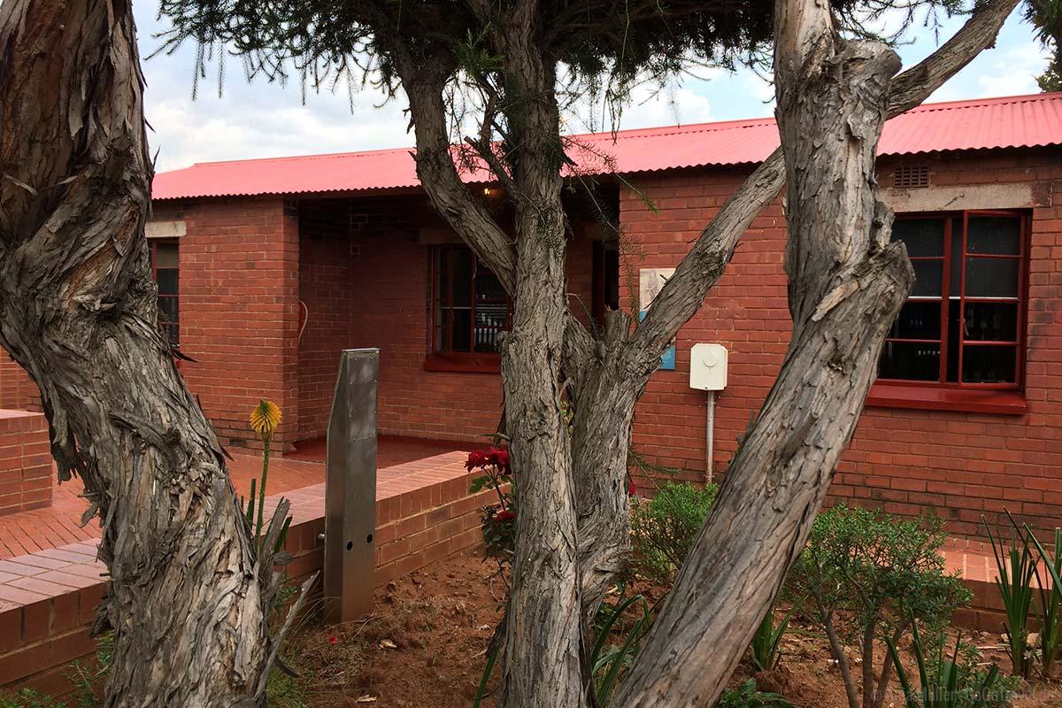 Das Haus von Nelson Mandela in der Vilakazi Street