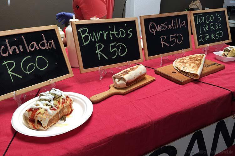 Einmal um die Welt essen: Neighbourgoods Market in Woodstock