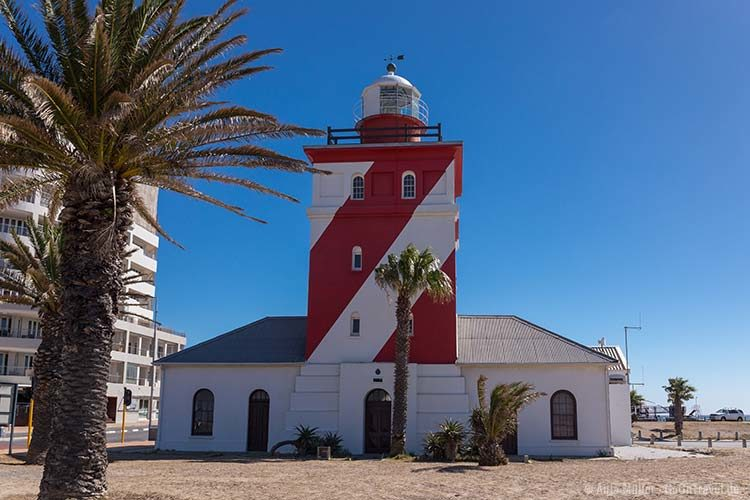 Das Green Point Lighthouse
