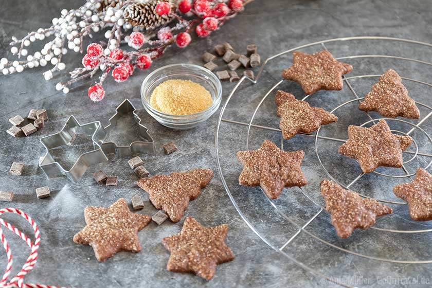 Kekse Rezepte: Baseler Brunsli