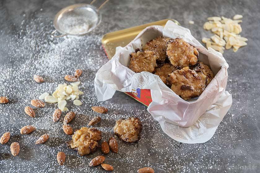 Florentiner gehören nicht zu den italienischen Kekse Rezepten