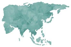 Kontinent Asien