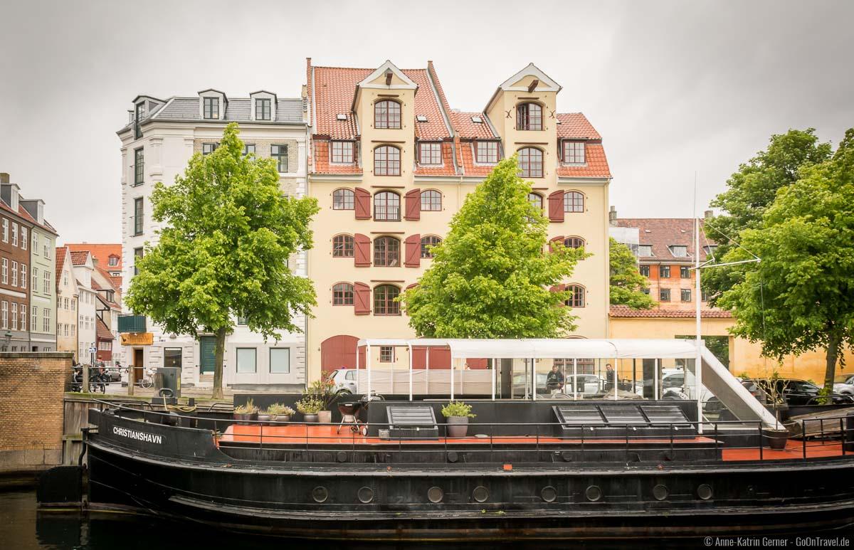 Stadtteil Christianshavn