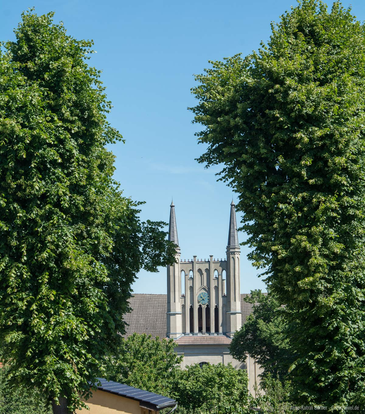 Schinkel-Kirche in Joachimsthal