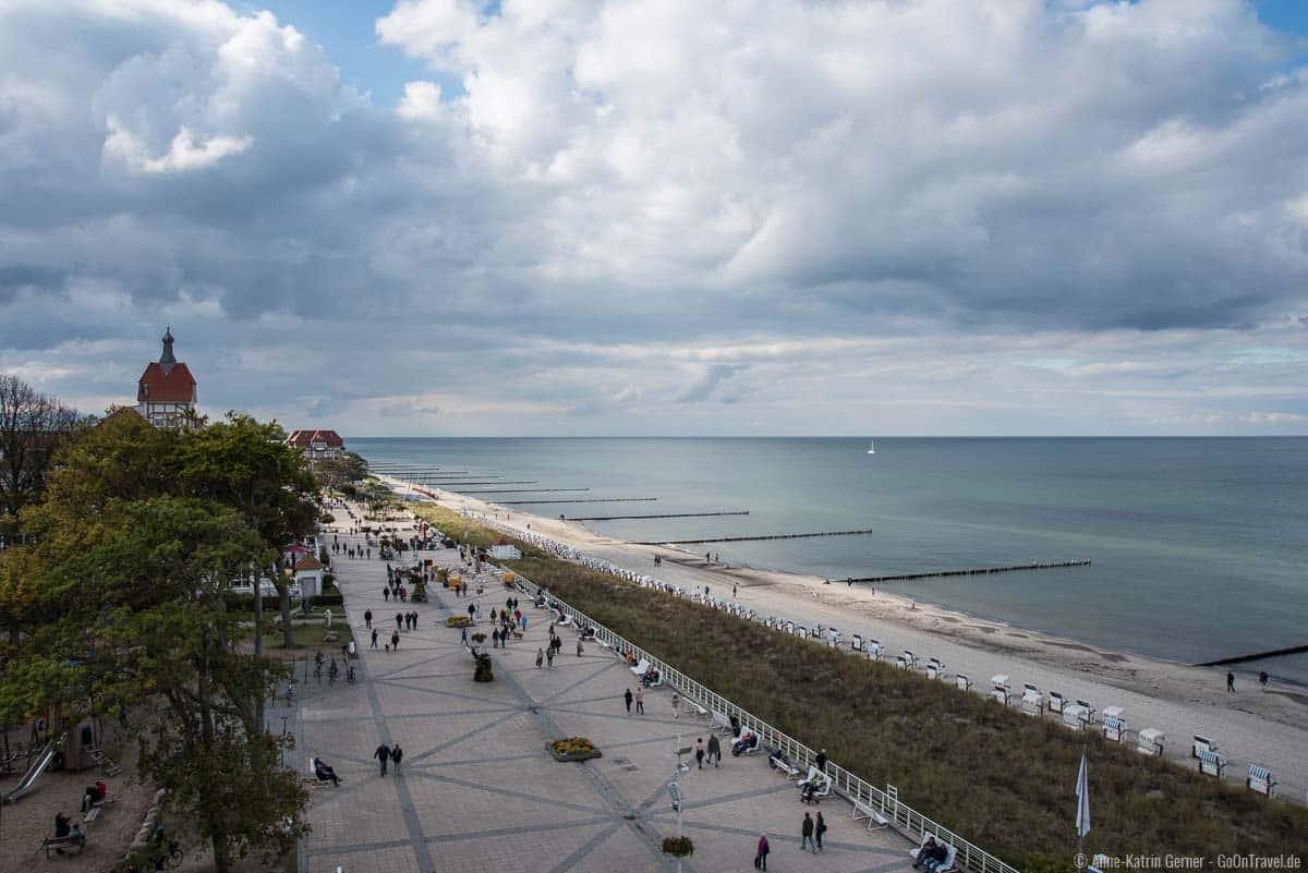Baltic Platz aus luftiger Höhe