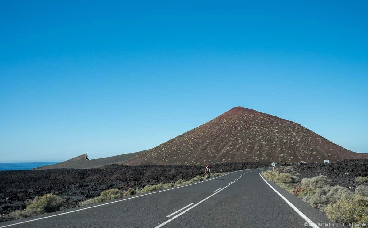 Lanzarote verfügt über ein sehr gutes Straßennetz