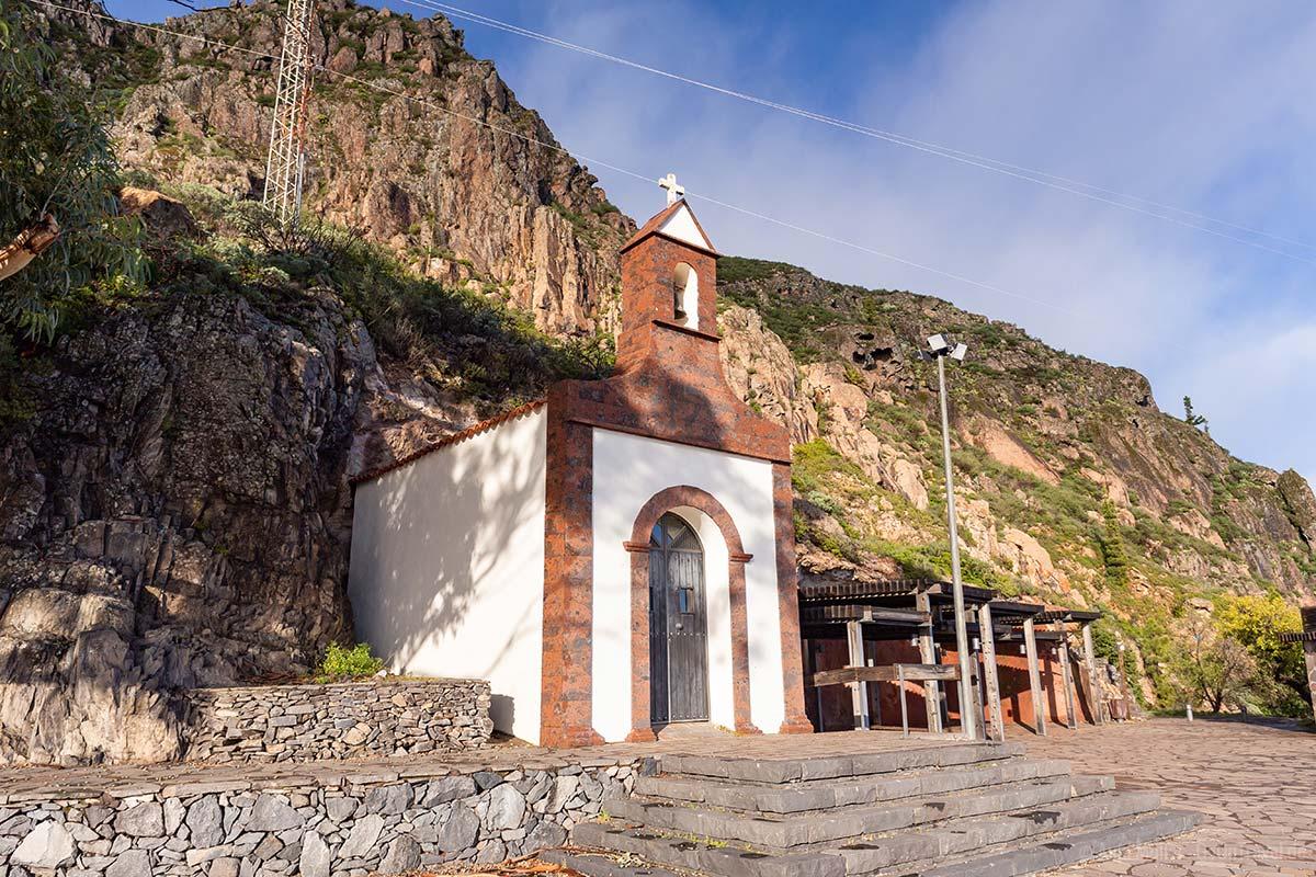 Die Wallfahrtskirche Ermita de Nuestra Señora del Buen Paso