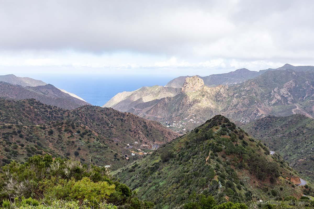 Geheimtipp Aussichtpunkt auf La Gomera