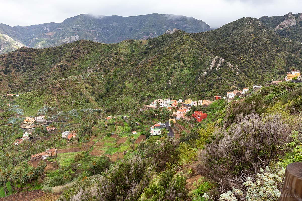 Dorf Los Bellos Los Chapines