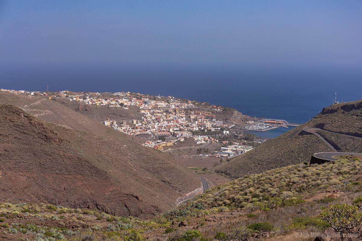 Aussichtspunkt Mirador Lomada del Camello mit Blick auf San Sebastian