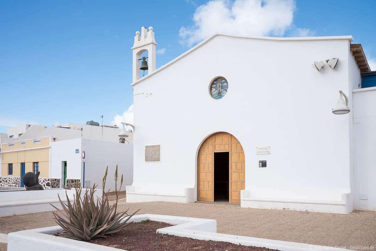Kirche in Caleta del Sebo
