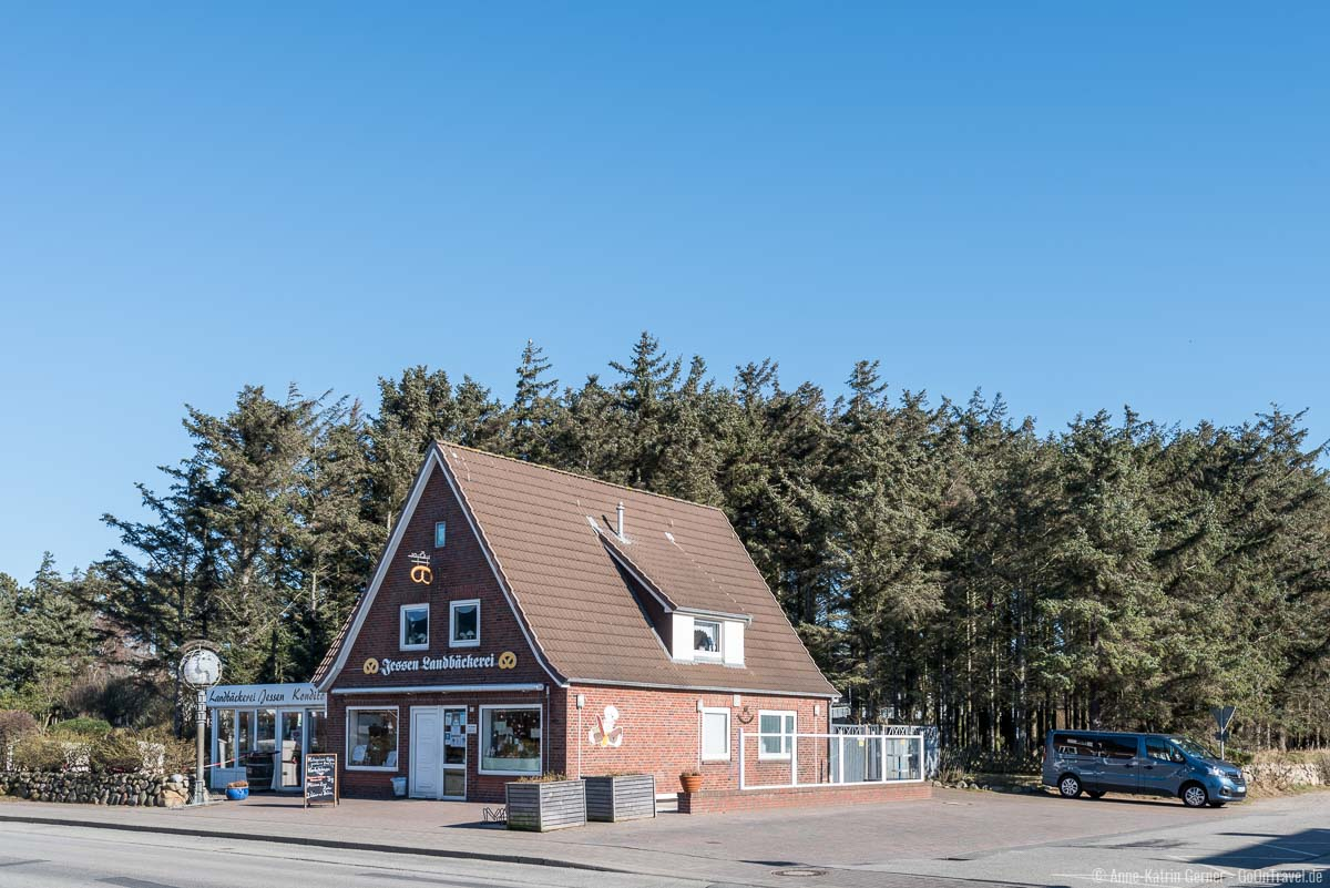 Jessen Landbäckerei in Wenningstedt