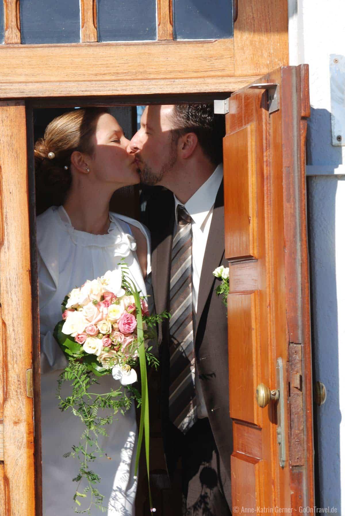 Heiraten im Hörnumer Leuchtturm