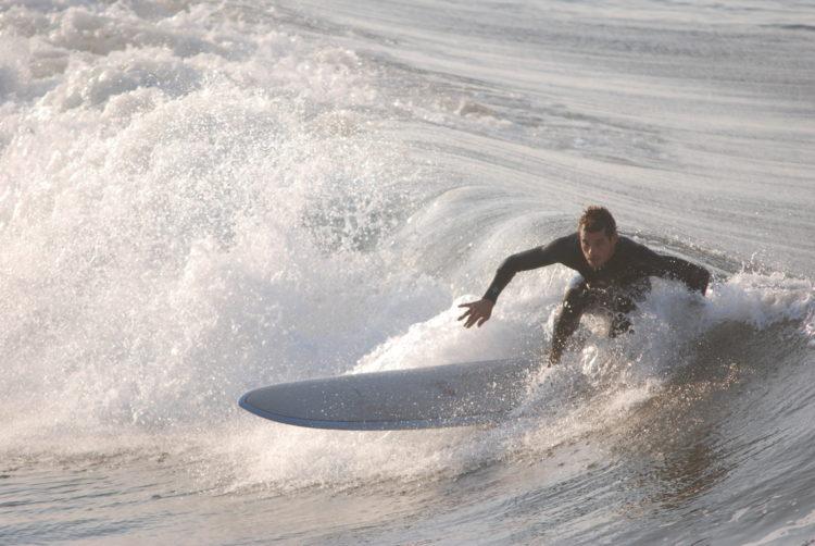 Surfer von Lido di Camaiore