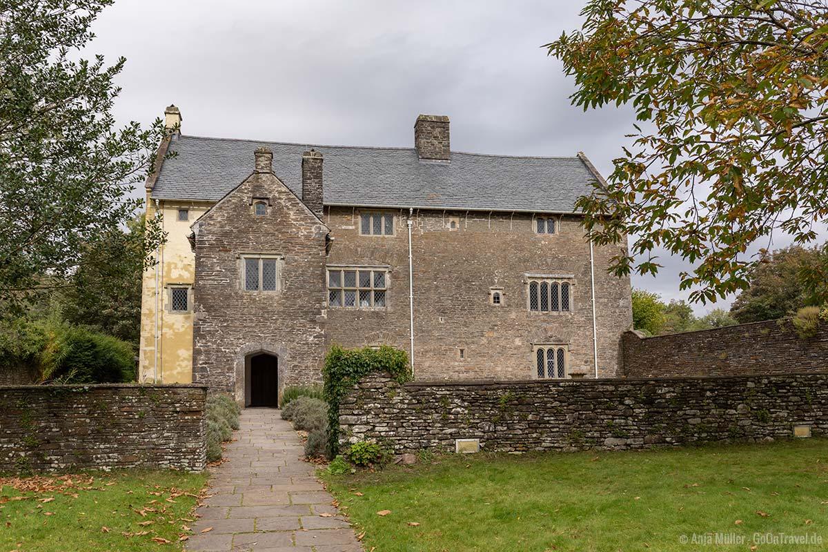 Tudor-Herrenhaus aus dem Jahr 1540
