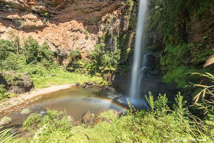 Lone Creek Falls in Südafrika