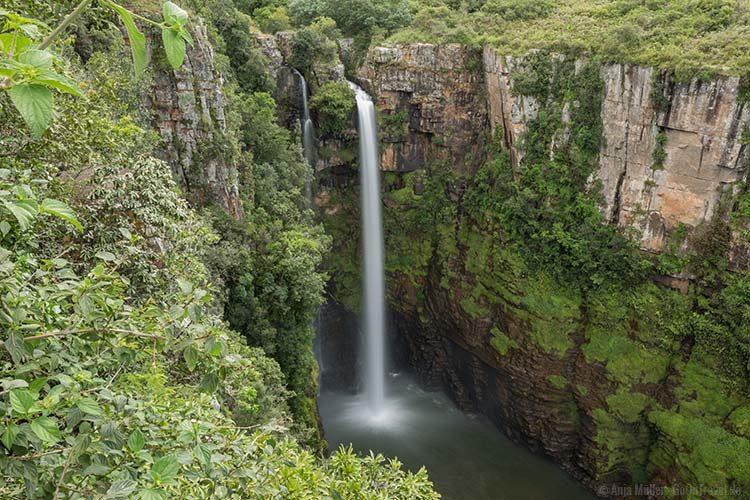 Mac Mac Fall in Südafrika
