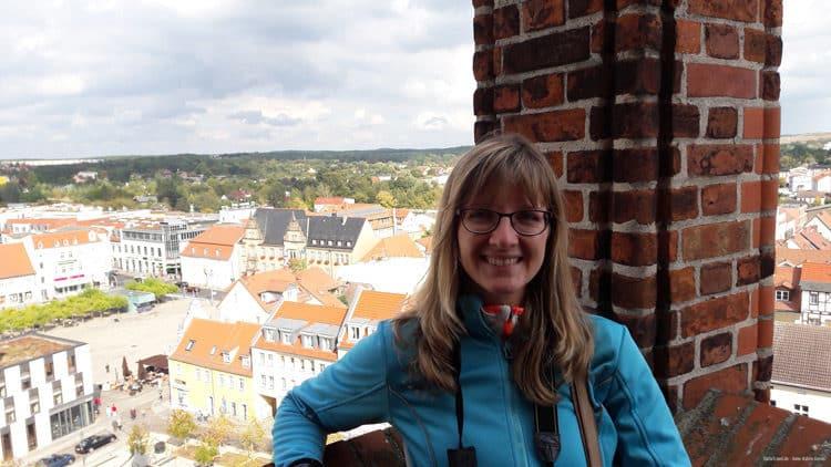 Anne auf der Maria-Magdalenen-Kirche