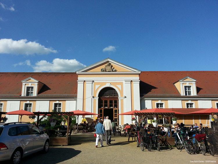 Marstall Boitzenburg in der Uckermark