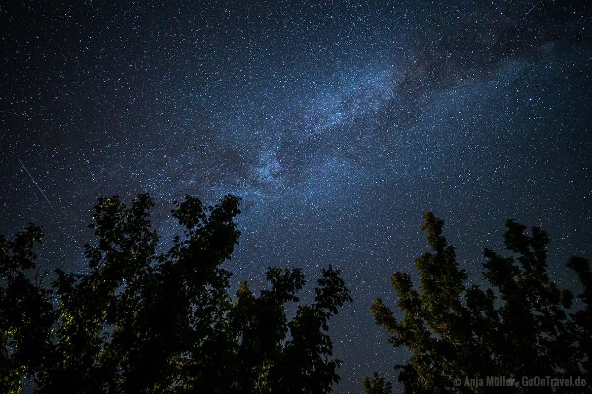 Der Blick ins Galaktische Zentrum