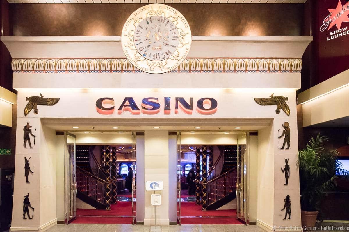 Casino auf Deck 6
