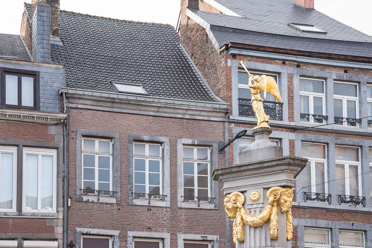 Namur - Engelsplatz