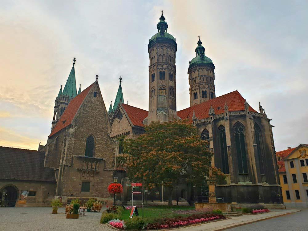 UNESCO Weltkulturerbe Naumburger Dom