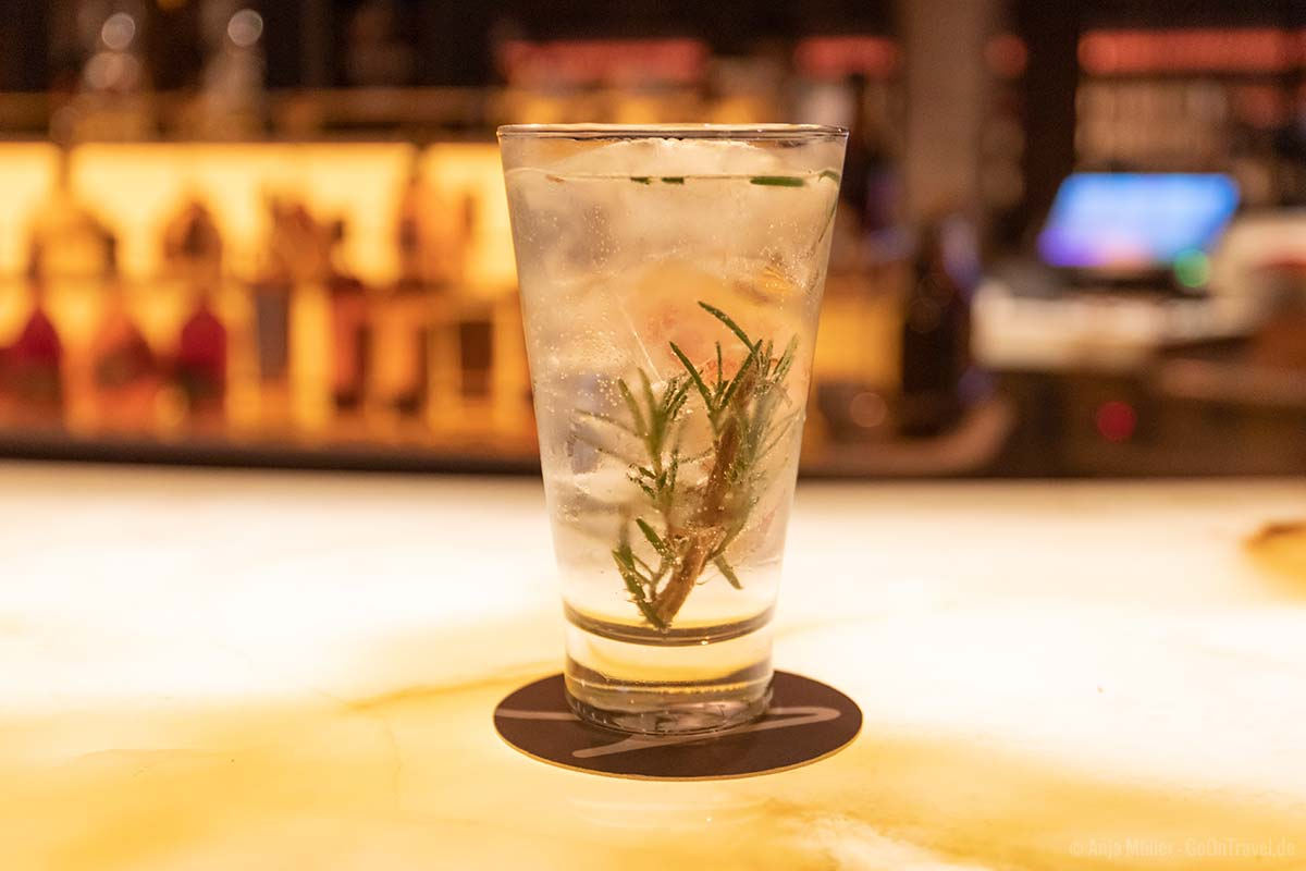 Napa Valley V&T Cocktail