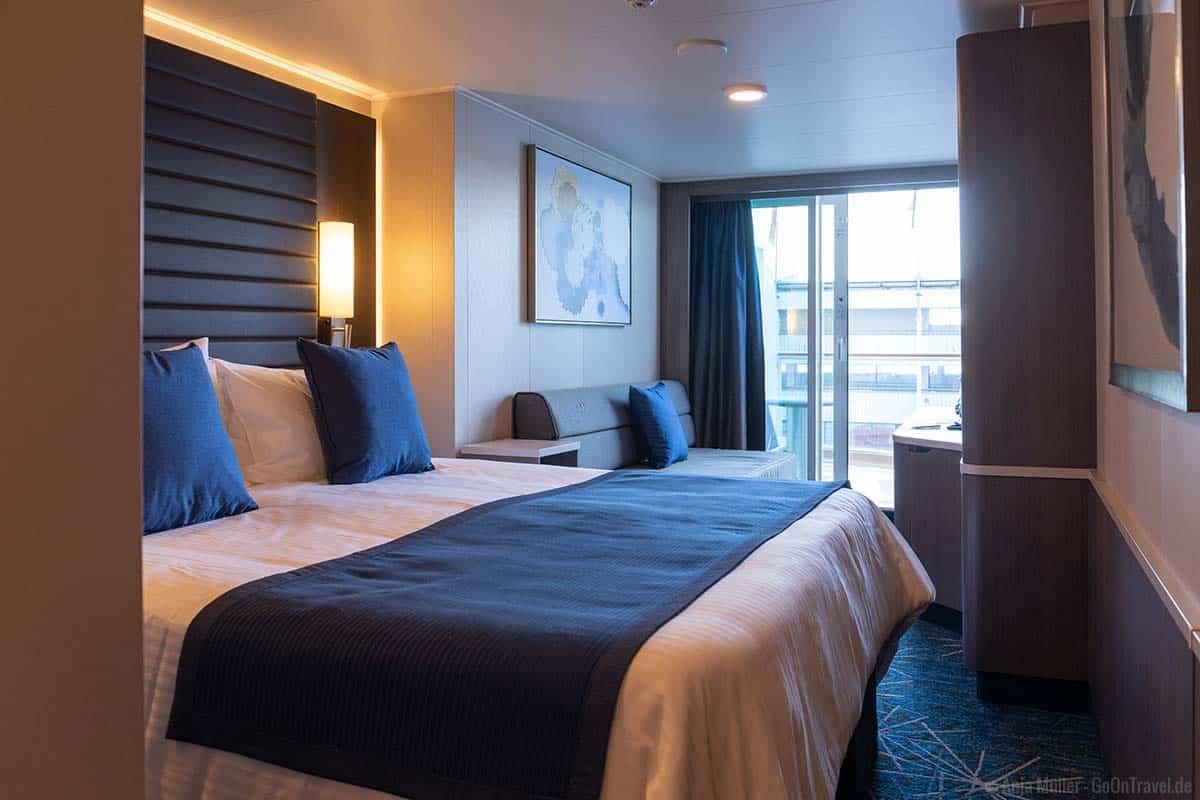 Sail Away Mini Suite mit Balkon