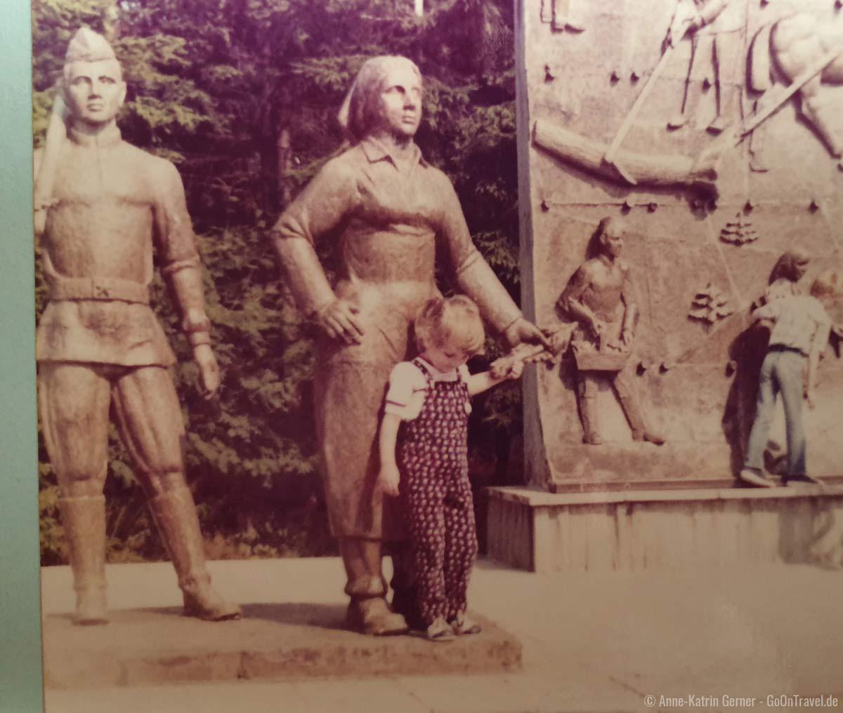 Thüringer Wald - Sommer 1982
