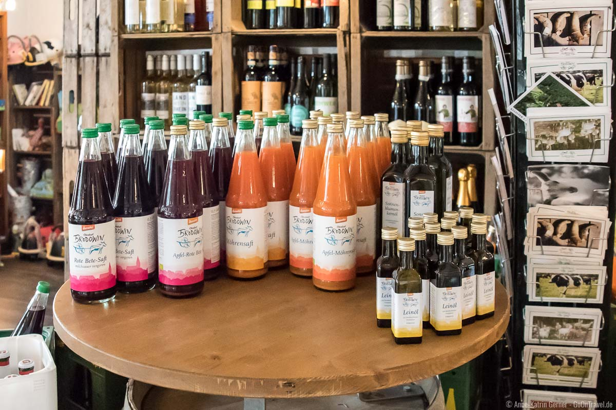 Das Ökodorf Brodowin und seine Produkte gehören zum Prüfzeichen Biosphärenreservat Schorfheide-Chorin