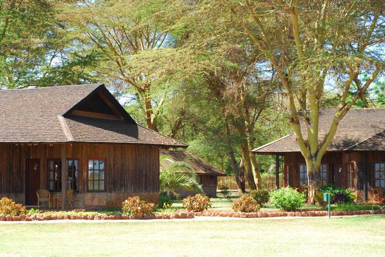 Unterkunft Ol Tukai Lodge Amboseli