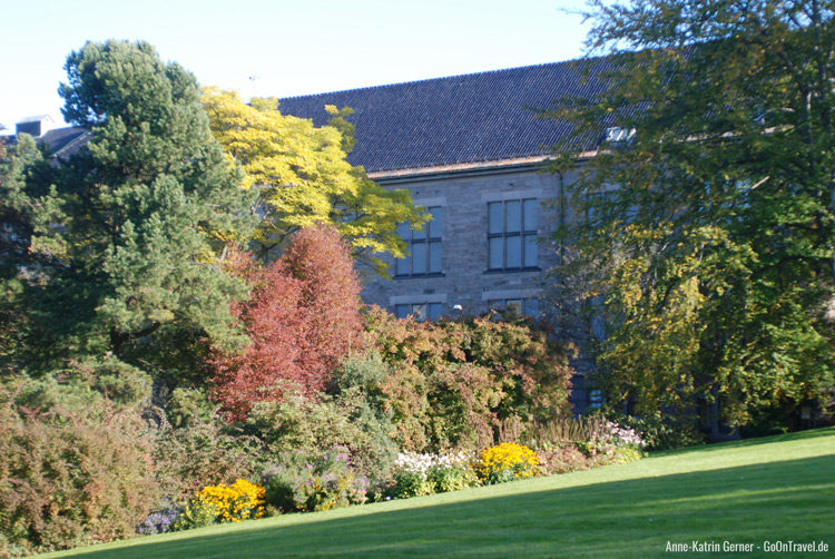 Botanischer Garten in Ostlo