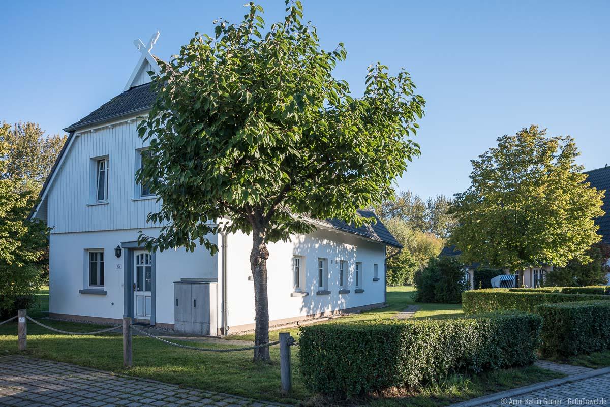 Ferienhaus im Ferienpark im Ostseebad Nienhagen