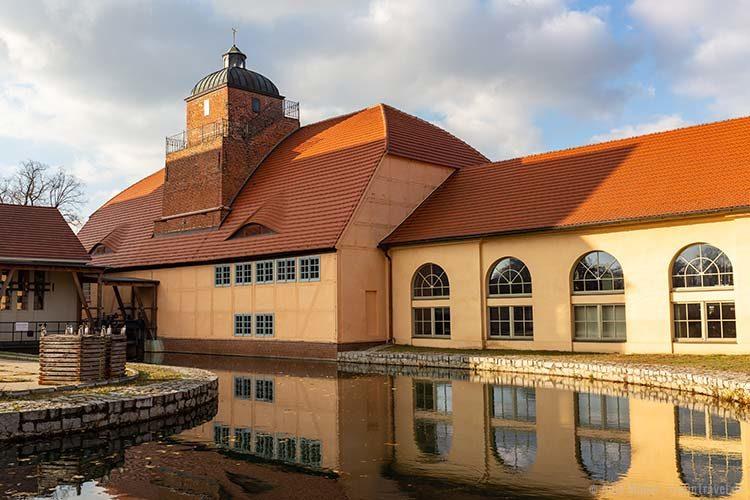 Das Eisenhütten- und Fischereimuseum in Peitz