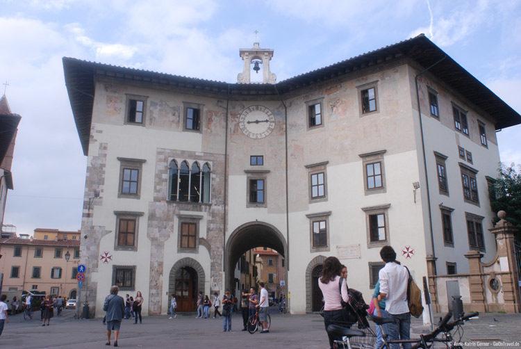 Piazza dei Cavallieri