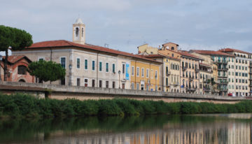 Pisa – mehr als nur ein schiefer Turm
