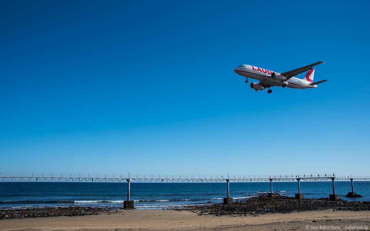 Playa Matagorda ist für diesen Anblick bekannt und berühmt