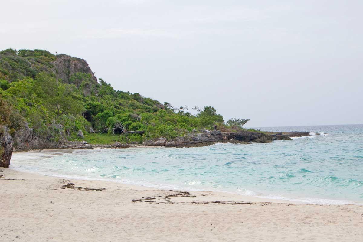 Playa Esmeralda auf Kuba