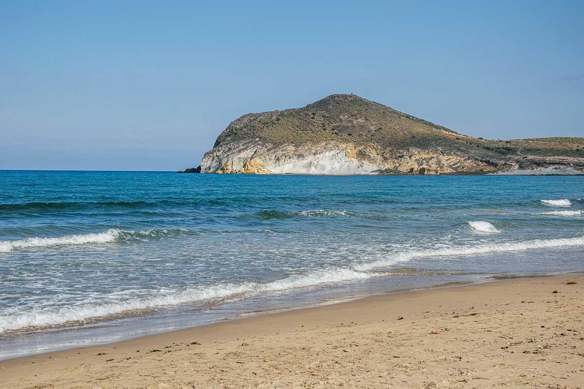 Playa de los Genoveses in Spaniens Süden
