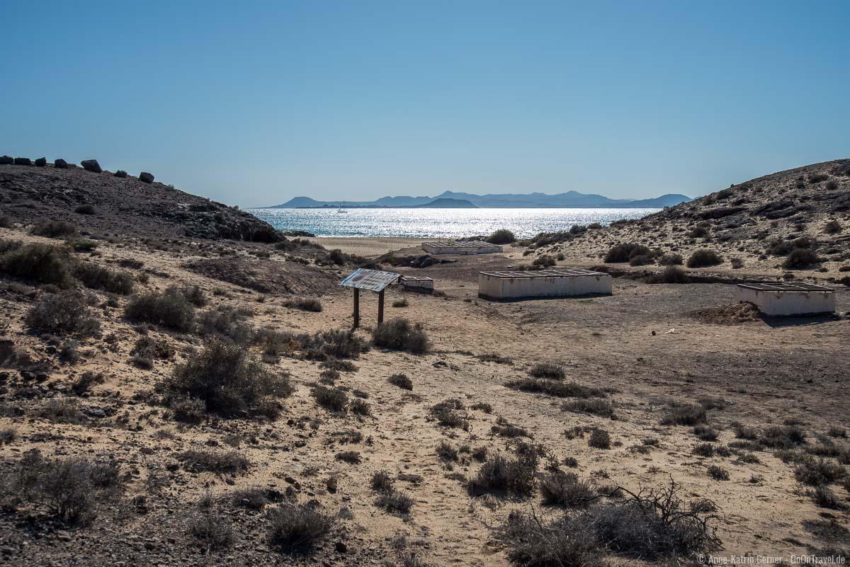 Süßwasserbrunnen aus der Zeit der spanischen Inseleroberung