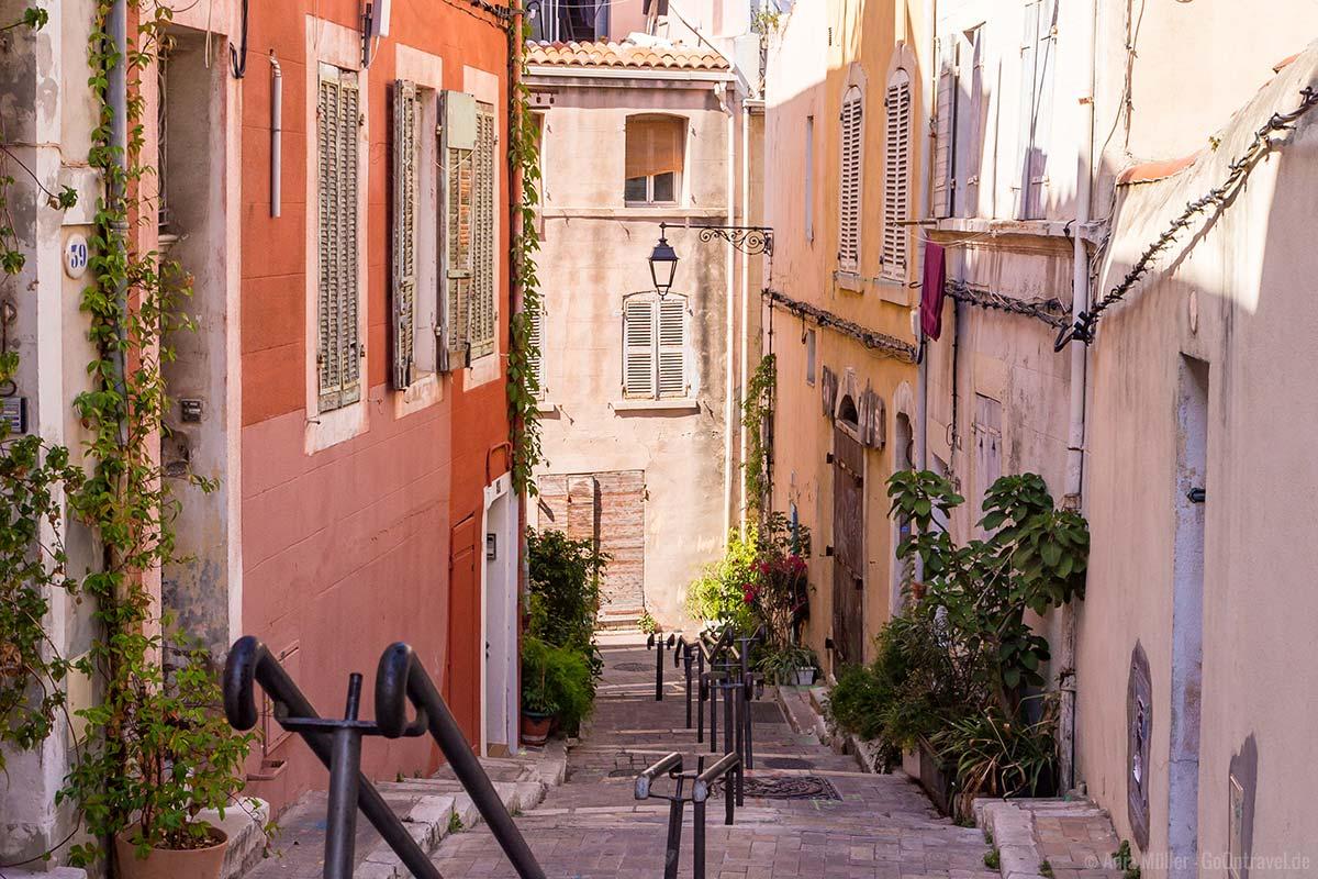 So schön ist die Altstadt von Marseille