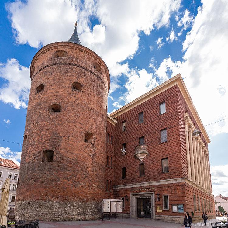 Pulverturm von Riga