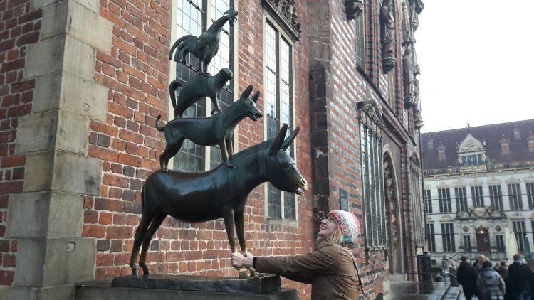 Anne und die Bremer Stadtmusikanten